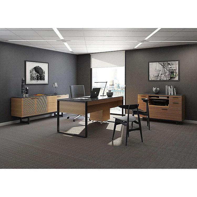 corridor desk by BDI