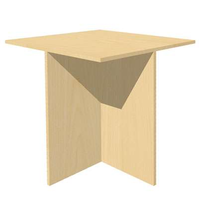 Picture for 2' Tall Pedestal Table by Smart Fixtures