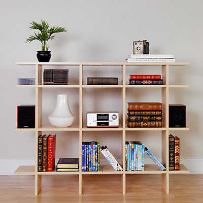 Picture of 4' Wide Standard Storage Shelf by Smart Furniture