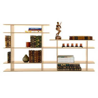 Picture Of 6 Wide Bookshelf 0306s001 By Smart Furniture