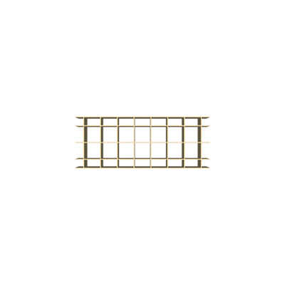Picture of 8' Wide Classic Storage Shelf by Smart Furniture