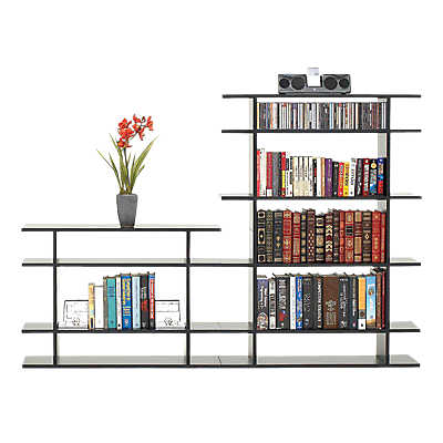Picture of 6' Wide Tiered Bookshelf 0406s008 by Smart Furniture