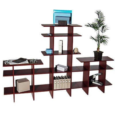 6u0027 Wide Platform Office Shelf By Smart Furniture