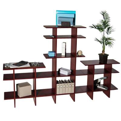 Picture for 6' Wide Platform Office Shelf by Smart Furniture