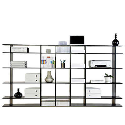 Picture of 8' Wide Classic Office Shelf by Smart Furniture