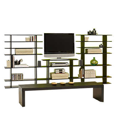 Picture of 9' Wide 2-Tier Media Console by Smart Furniture