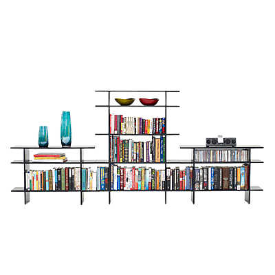 Picture of 9' Wide 2-Tier Bookshelf by Smart Furniture