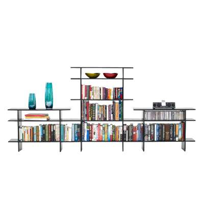 Picture for 9' Wide 2-Tier Bookshelf by Smart Furniture