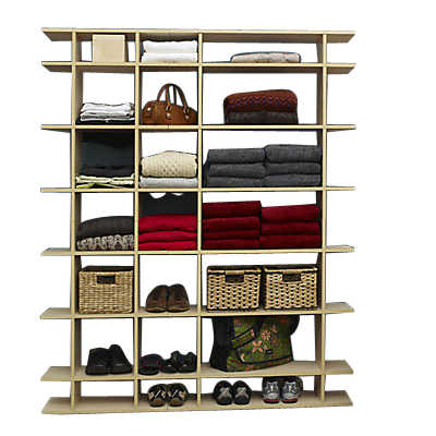 Picture of 5' Wide Closet Storage Shelf by Smart Furniture
