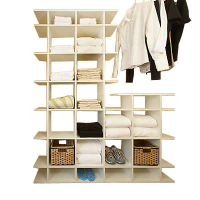Picture of 5' Wide Classic Storage Shelf by Smart Furniture