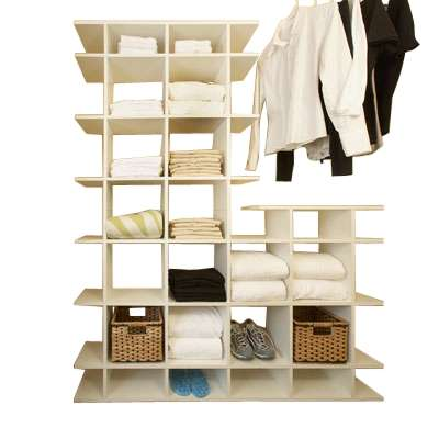 Picture for 5' Wide Classic Storage Shelf by Smart Furniture