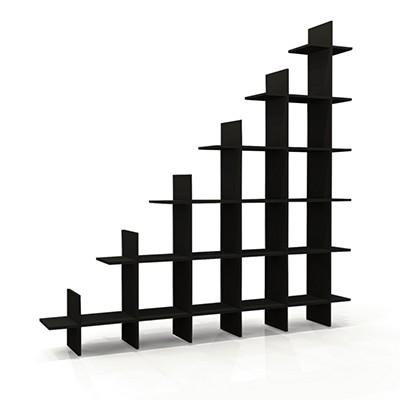 trilogy staircase shelf smart furniture