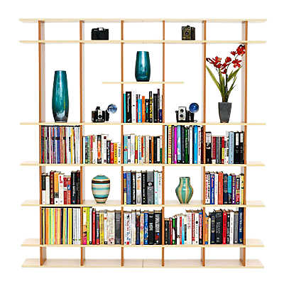 Picture of 6' Wide Bookshelf 0606f007 by Smart Furniture