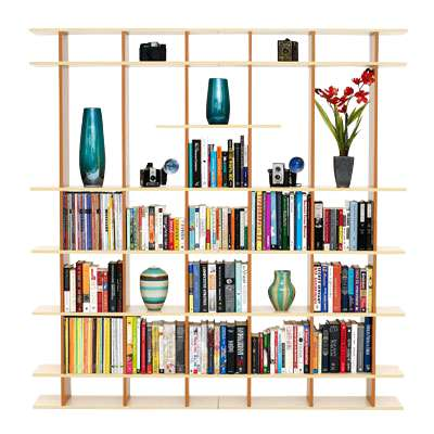 Picture for 6' Wide Bookshelf 0606f007 by Smart Furniture