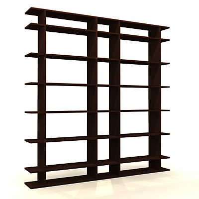 Picture of 6' Wide Classic Bookshelf by Smart Furniture