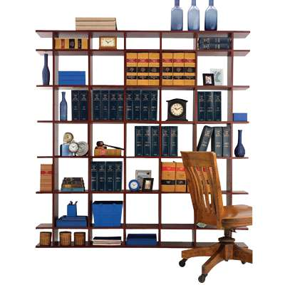 Picture for 6ft Wide Bookshelf 0606f019 by Smart Furniture