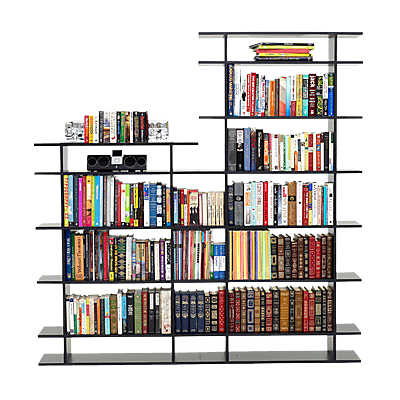 Picture of 6' Wide 2-Tier Bookshelf by Smart Furniture