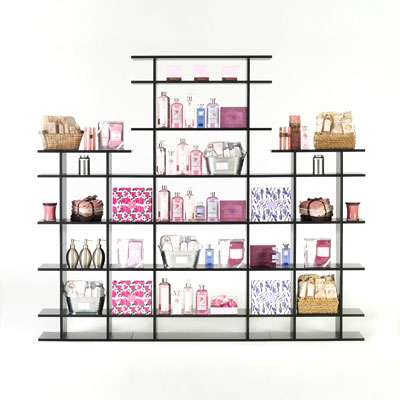 Picture for 7' Wide Salon Display by Smart Fixtures