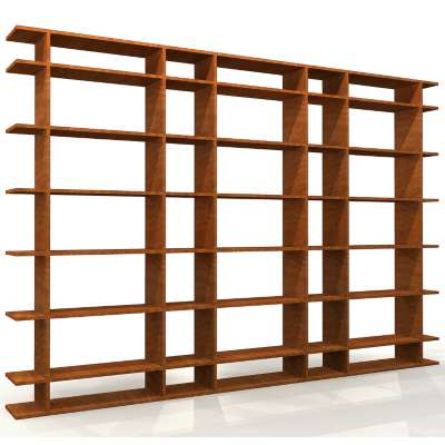 Picture for 9' Wide Classic Office Shelf by Smart Furniture