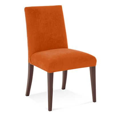 Picture of Parsons Upholstered Side Chair by Saloom