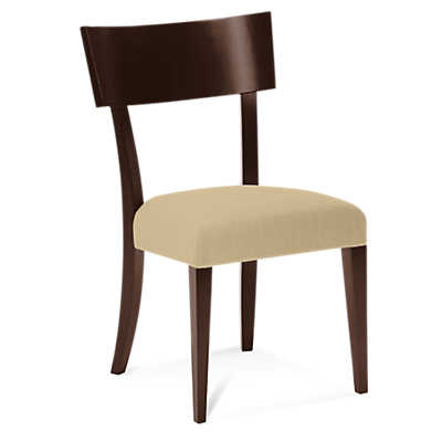 Picture of Model 103 Upholstered Side Chair by Saloom