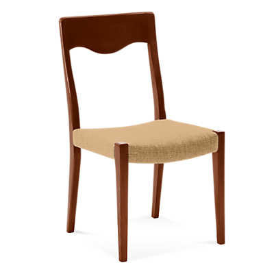 Picture of Model 108 Upholstered Side Chair by Saloom