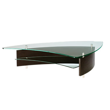 1106-ESPRESSO: Customized Item of Fin Coffee Table by BDI (1106)