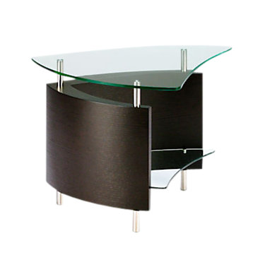 1110-ESPRESSO: Customized Item of Fin End Table by BDI (1110)