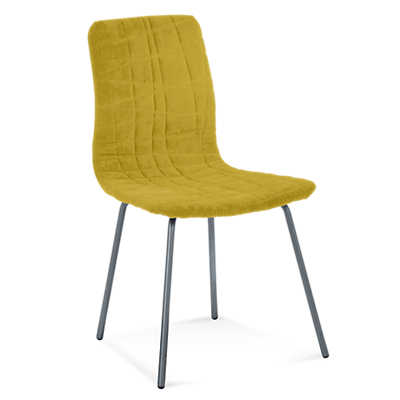 Picture of Web Upholstered Side Chair by Saloom