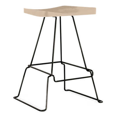 Picture of Model 115 Counter Stool by Saloom