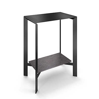 Picture of Crease Pedestal Console