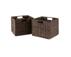 Baskets + Bins