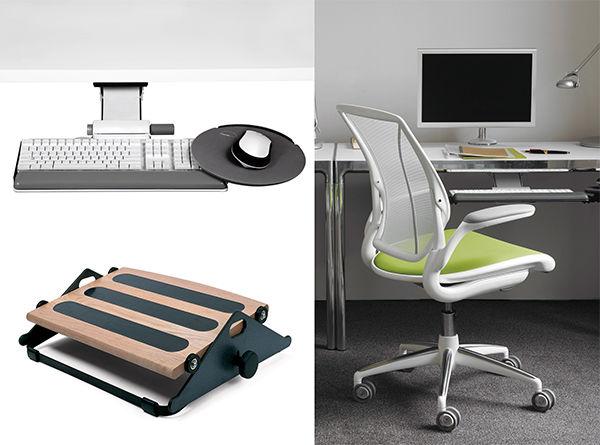 Humanscale Ergonomic Office Tools