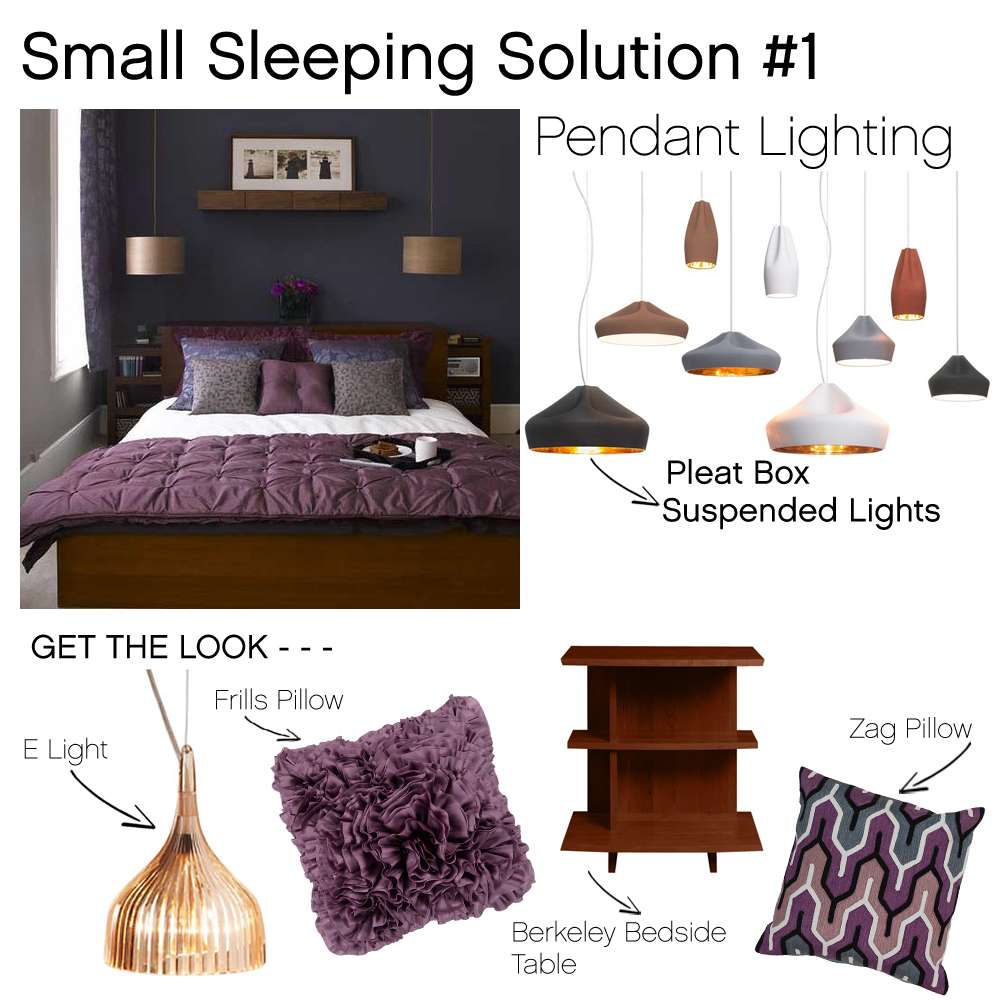 Lax Series Platform Bed small spaces: sleeping nooks | blog | smart furniture