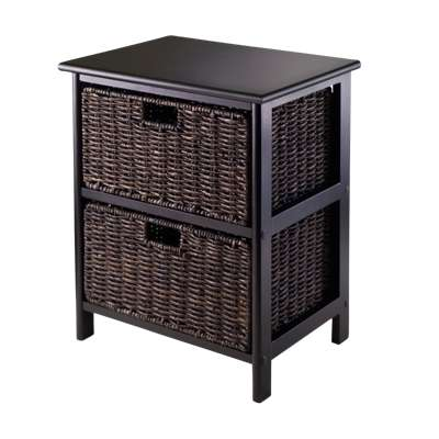 Picture for Two-Tier Storage Rack with 2 Baskets