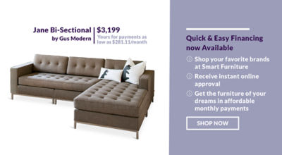Lovely Financing At SmartFurniture.com With Affirm Providing New Payment Services  For Customers. Affirm Financing. SmartFurniture.com ...