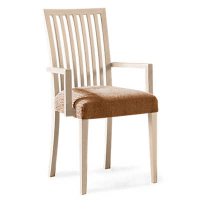 Picture of Model 24 Upholstered Arm Chair by Saloom