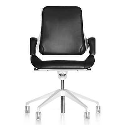 interstuhl silver office chair. Black Bedroom Furniture Sets. Home Design Ideas
