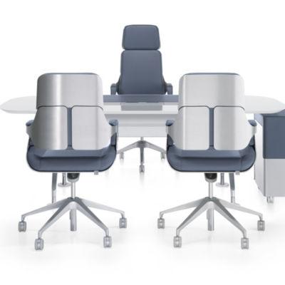Interstuhl Silver Office Chair Smart Furniture