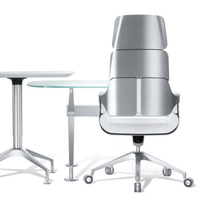 Interstuhl Silver Office Chair Smart Furniture