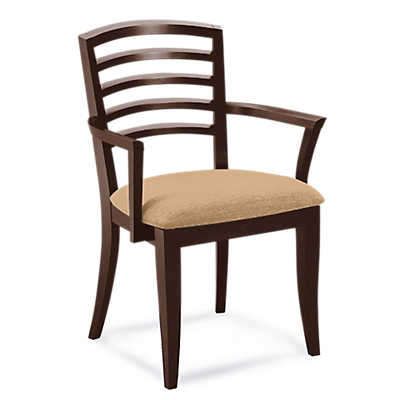 Picture of Model 27 Upholstered Arm Chair by Saloom