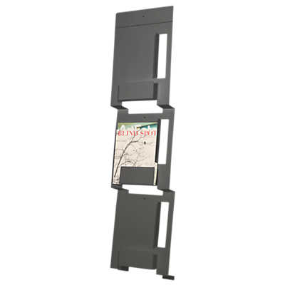 Picture of 2D:3D Wall Magazine Rack by Blu Dot