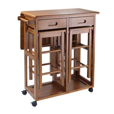 Picture for Space Saving Bar Table with 2 Stools