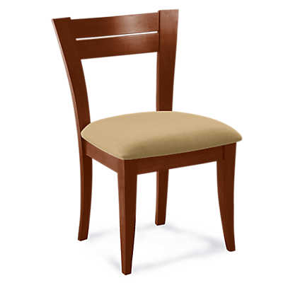 Picture of Model 39 Upholstered Side Chair by Saloom