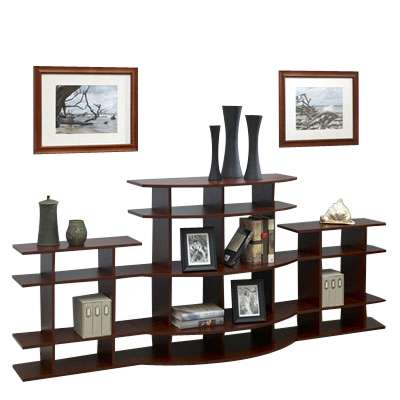 Picture for 7' Wide Arc Display Shelf 3A0307s001 by Smart Furniture