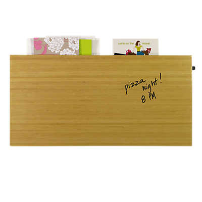 Picture of Bamboo Dry Erase Wall Board