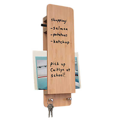 Picture of Dry Erase Entry Butler by Three by Three Seattle