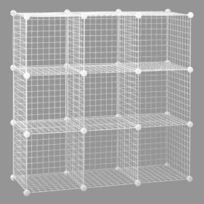 Picture for 3x3 Mini-Grid Unit with Back by Smart Fixtures