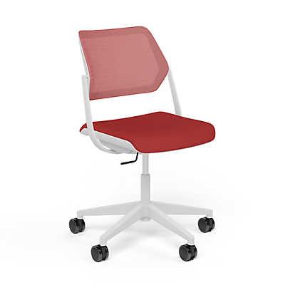 qivi 5star base chair by steelcase