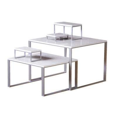 Picture for Large Shiro Tall Display Table by Smart Fixtures